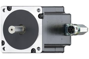 drylin® E stepper motor with connector, NEMA 34