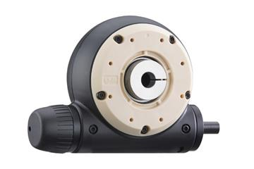 drygear® Apiro gearbox with coupling