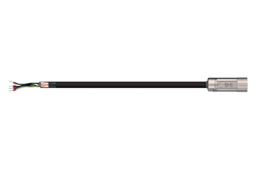 readycable® motor cable suitable for Jetter Cable No. 201, base cable, PVC 7.5 x d