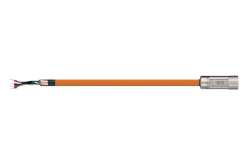 readycable® motor cable suitable for Jetter Cable No. 203, base cable, iguPUR 15 x d