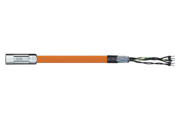 readycable® motor cable similar to Parker iMOK57, base cable PVC 15 x d