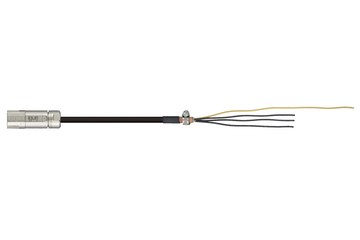 readycable® power cable similar to Siemens 6FX_002-5CG32, base cable, PVC 7.5 x d