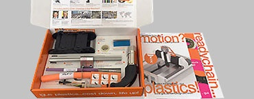 Free machine tools sample box