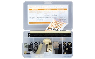 Standard sample box