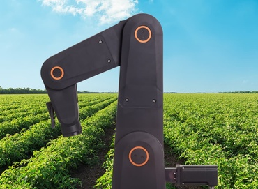 Low Cost Automation: agricultural robots